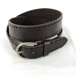 aeropostale  Size Medium Leather Belt